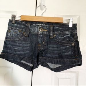 GUESS JEANS Denim Shorts 25